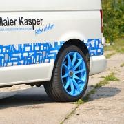 Busgestaltung - Maler Kasper