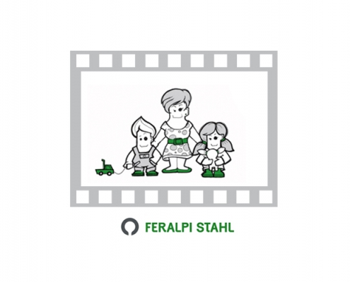 Erklärfilm: Feralpi Stahl - Werkserweiterung